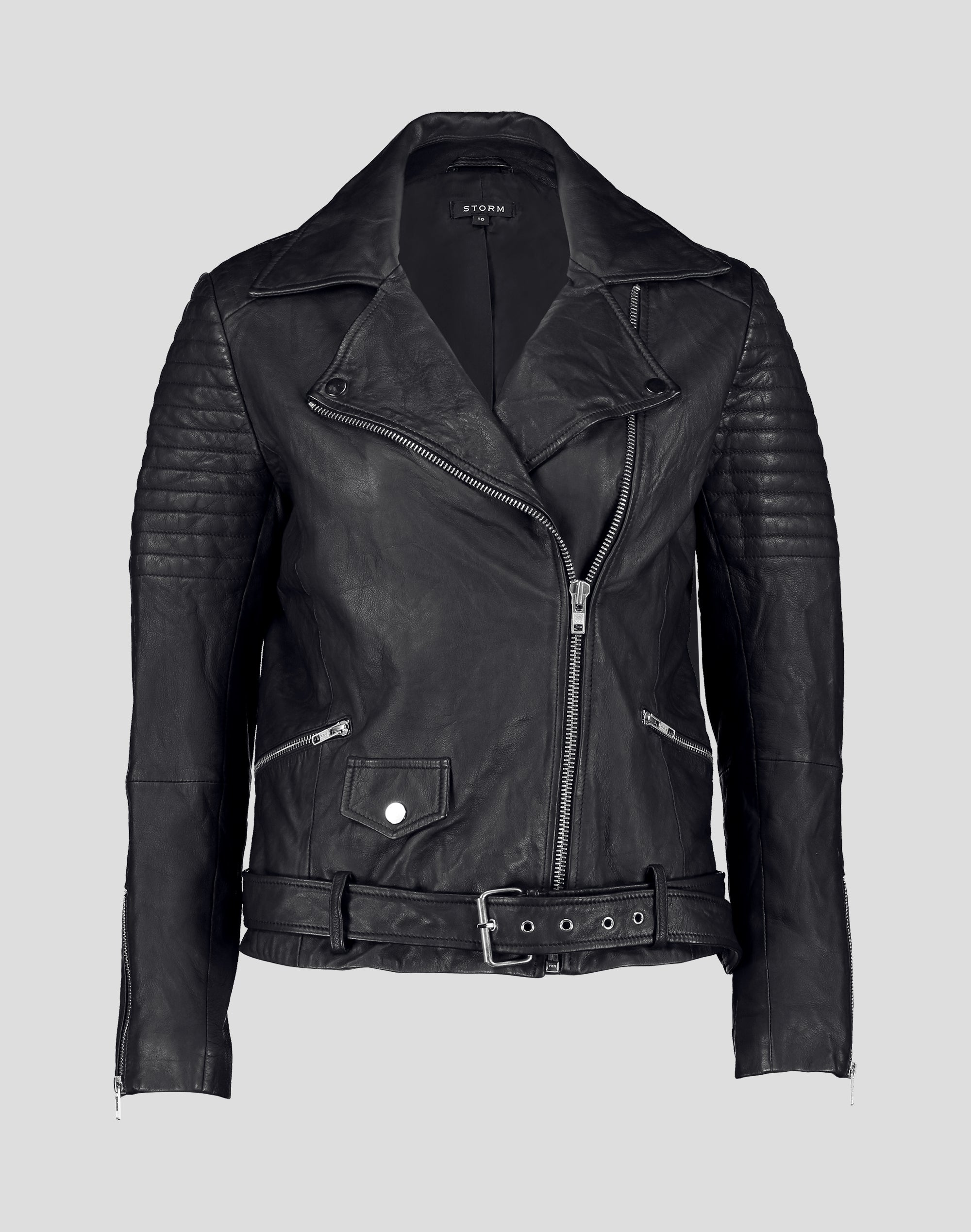Alleged Leather Jacket