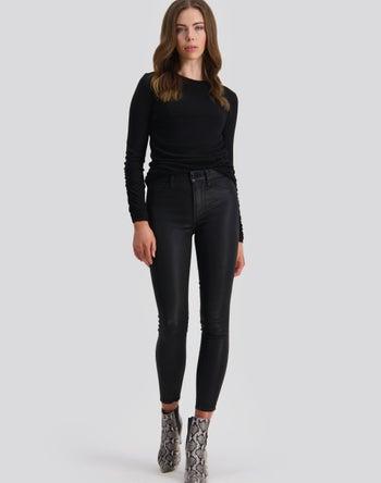 Coated Black - Storm Women's Clothing