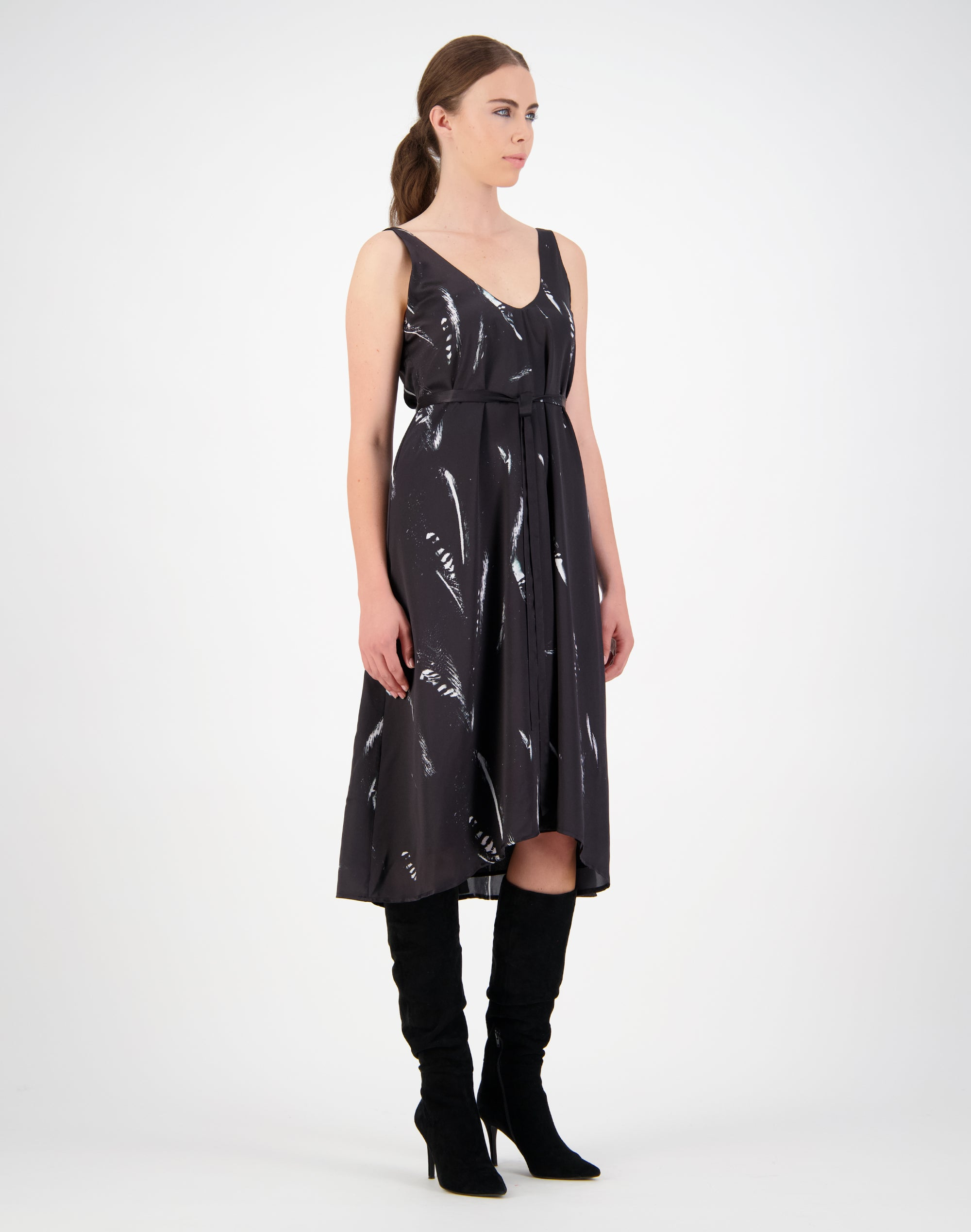 Art Form Silk Dress