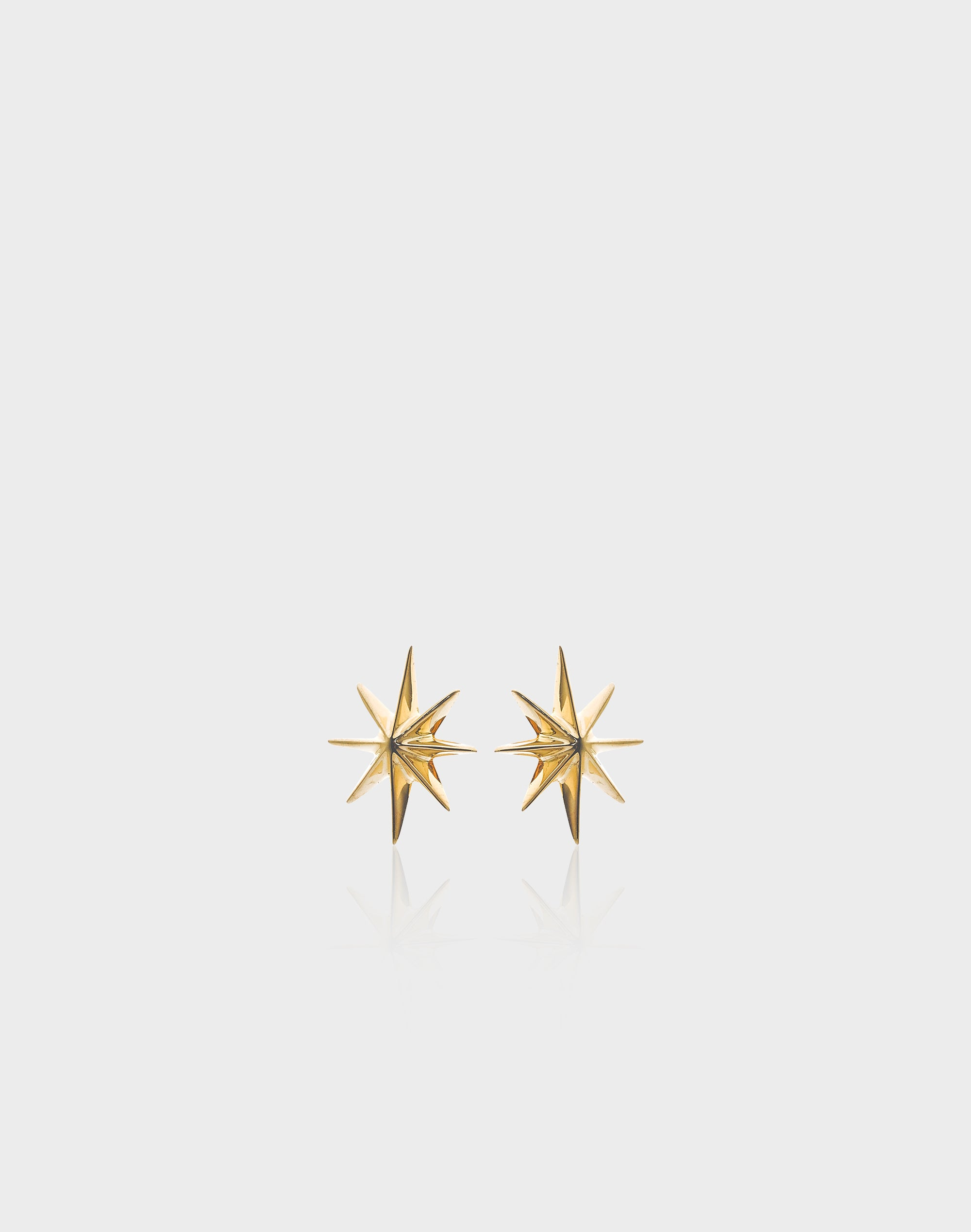 Baby North Star Earrings