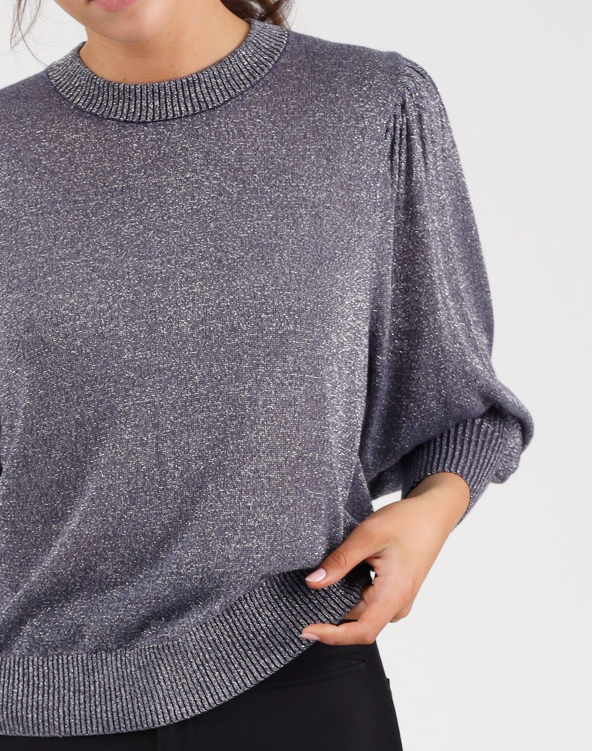 Bec Lurex Sweater