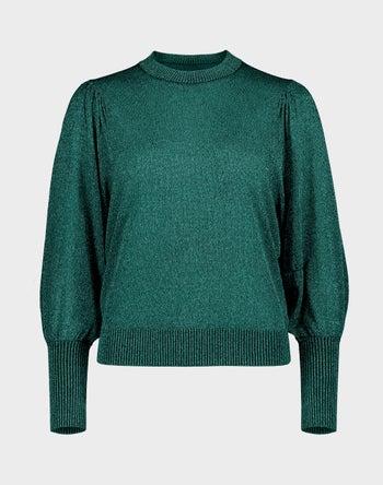Emerald Lurex - Storm Women's Clothing