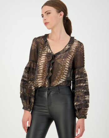Snake - Storm Women's Clothing