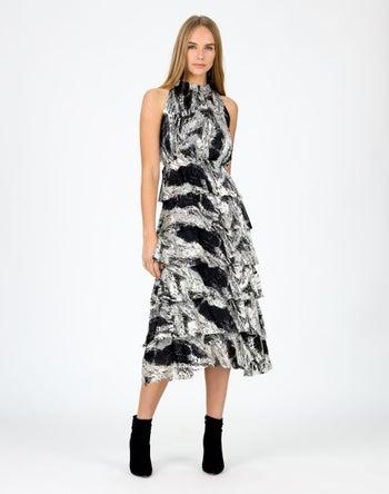 Black/cream - Storm Women's Clothing