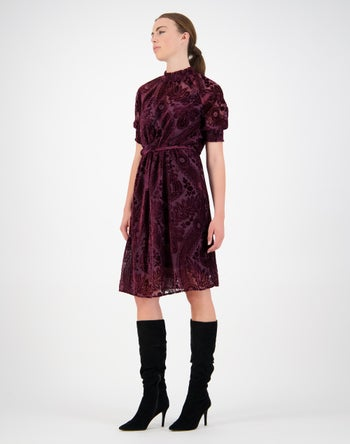 Burgandy - Storm Women's Clothing