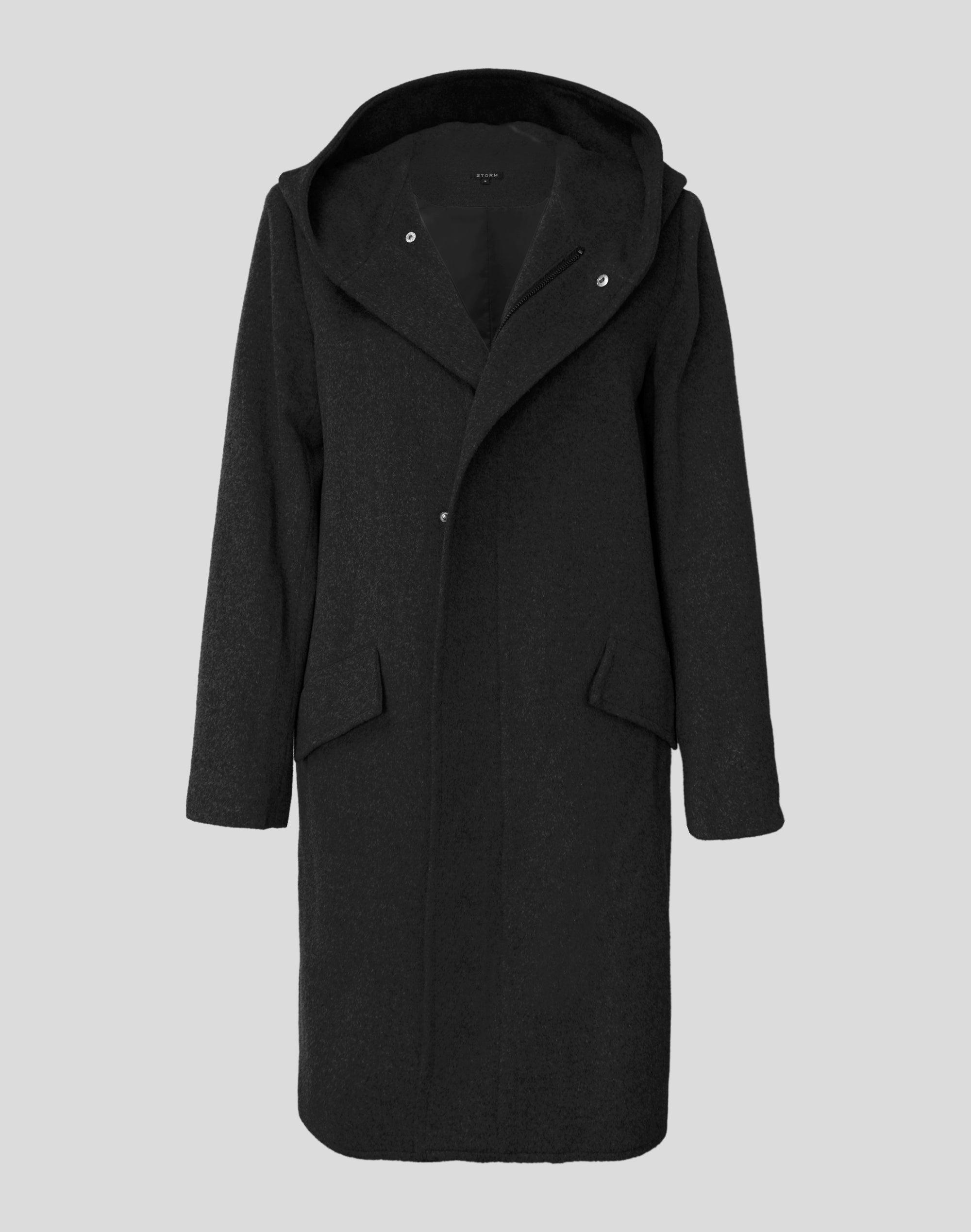 Take 2 Hooded Coat