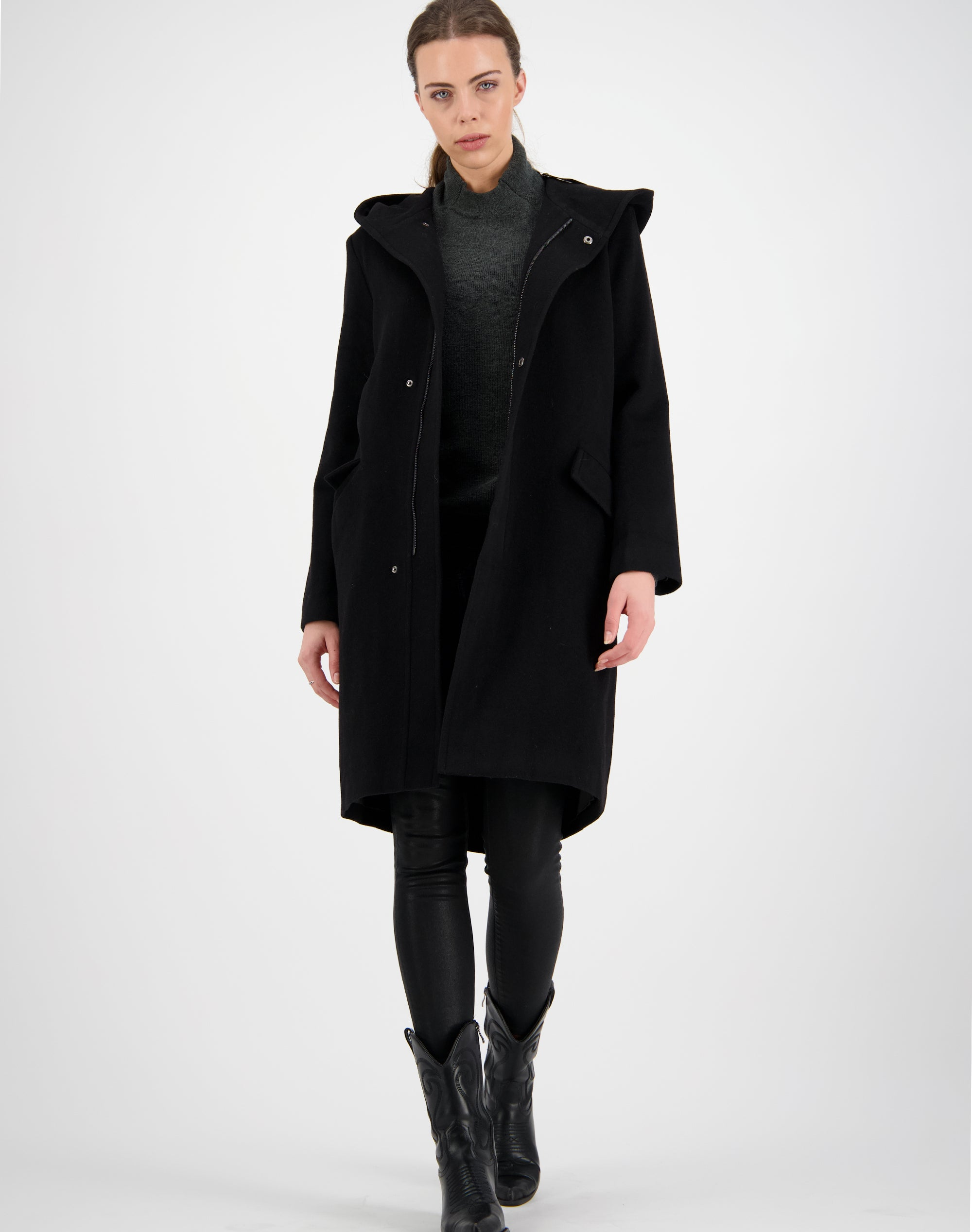 Take 2 Hooded Coat