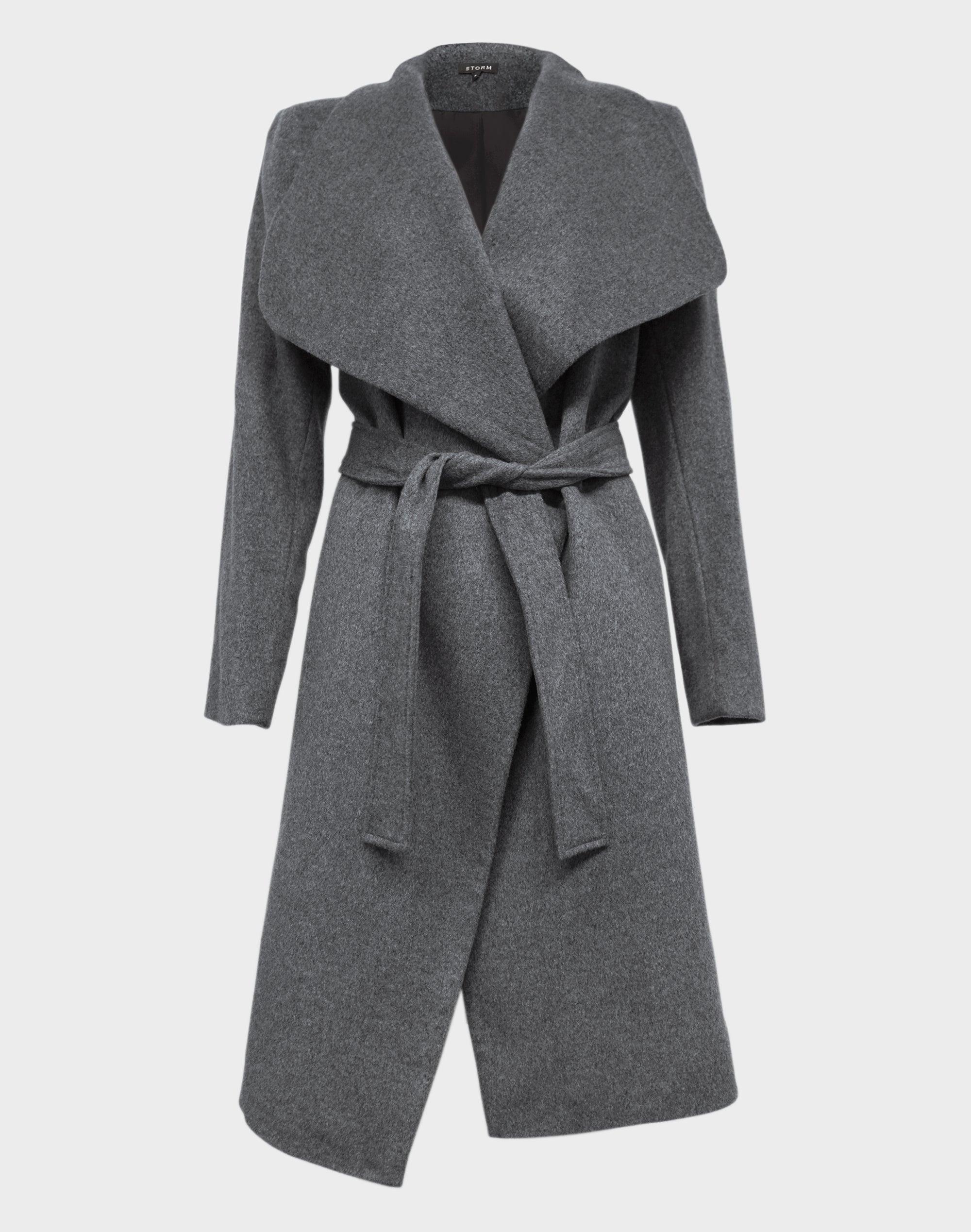 Chief Wrap Coat