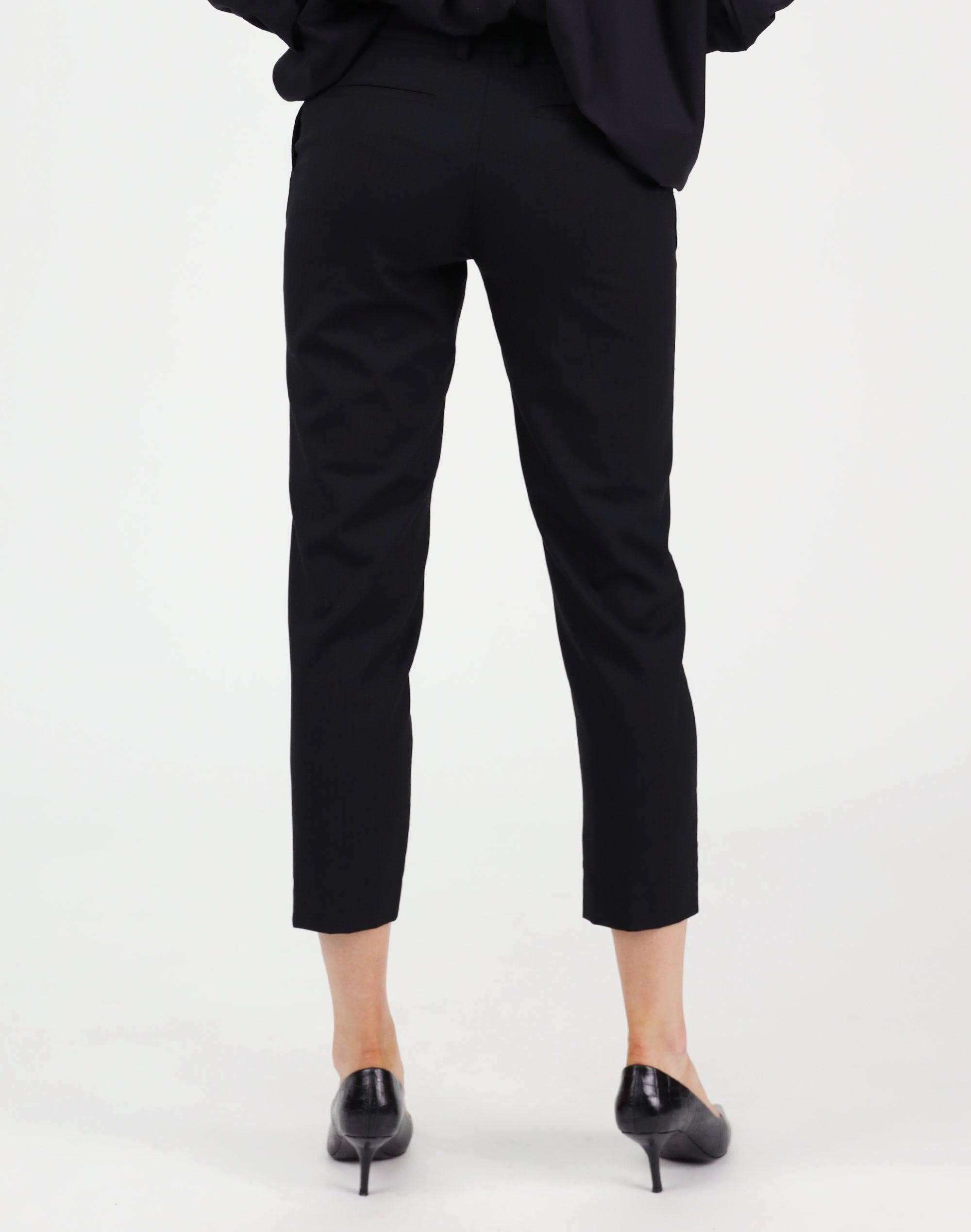 Dark Pinstripe Pant