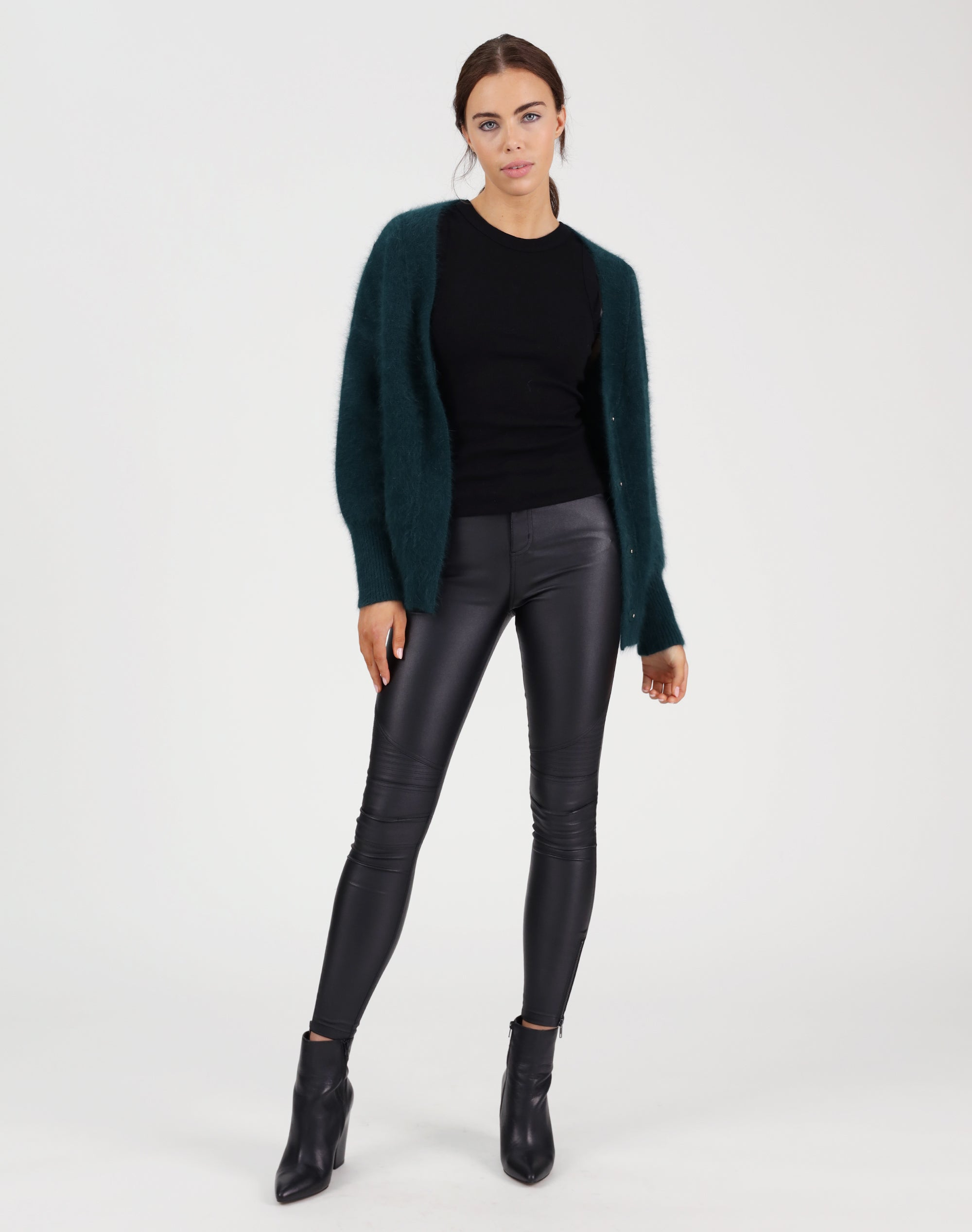 Dome Front Cardi