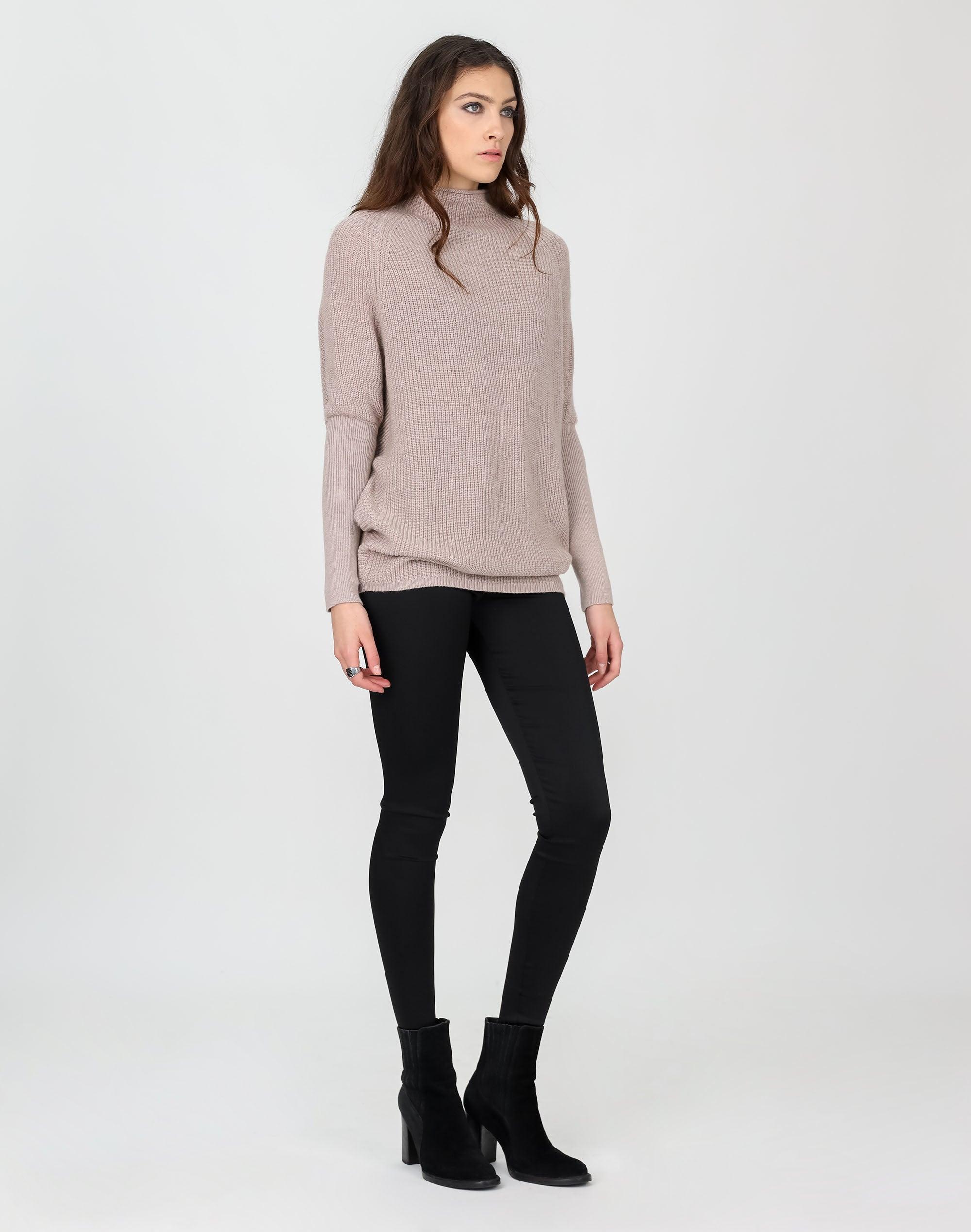 Drop Shoulder Merino Sweater