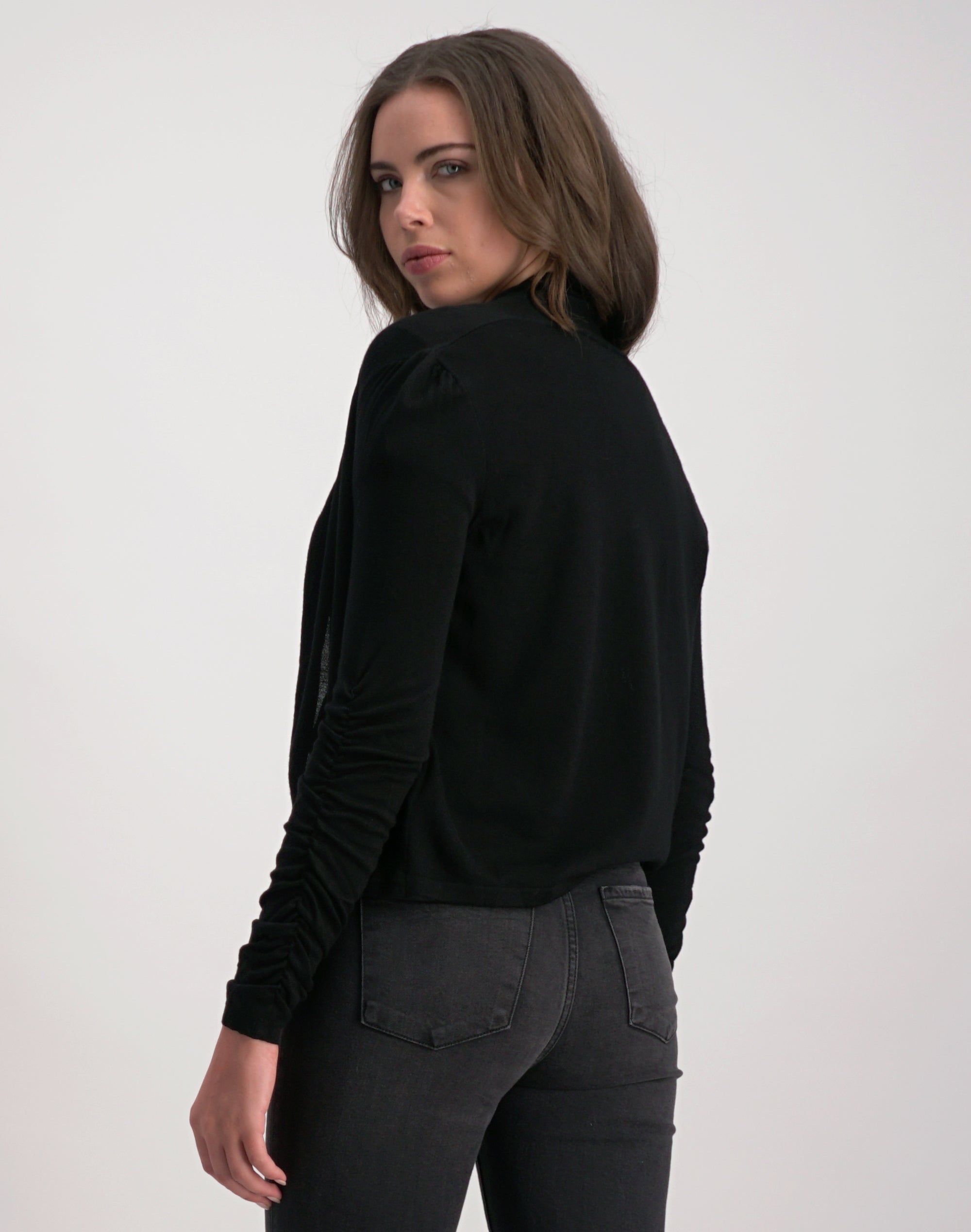 Ensemble Merino Shrug