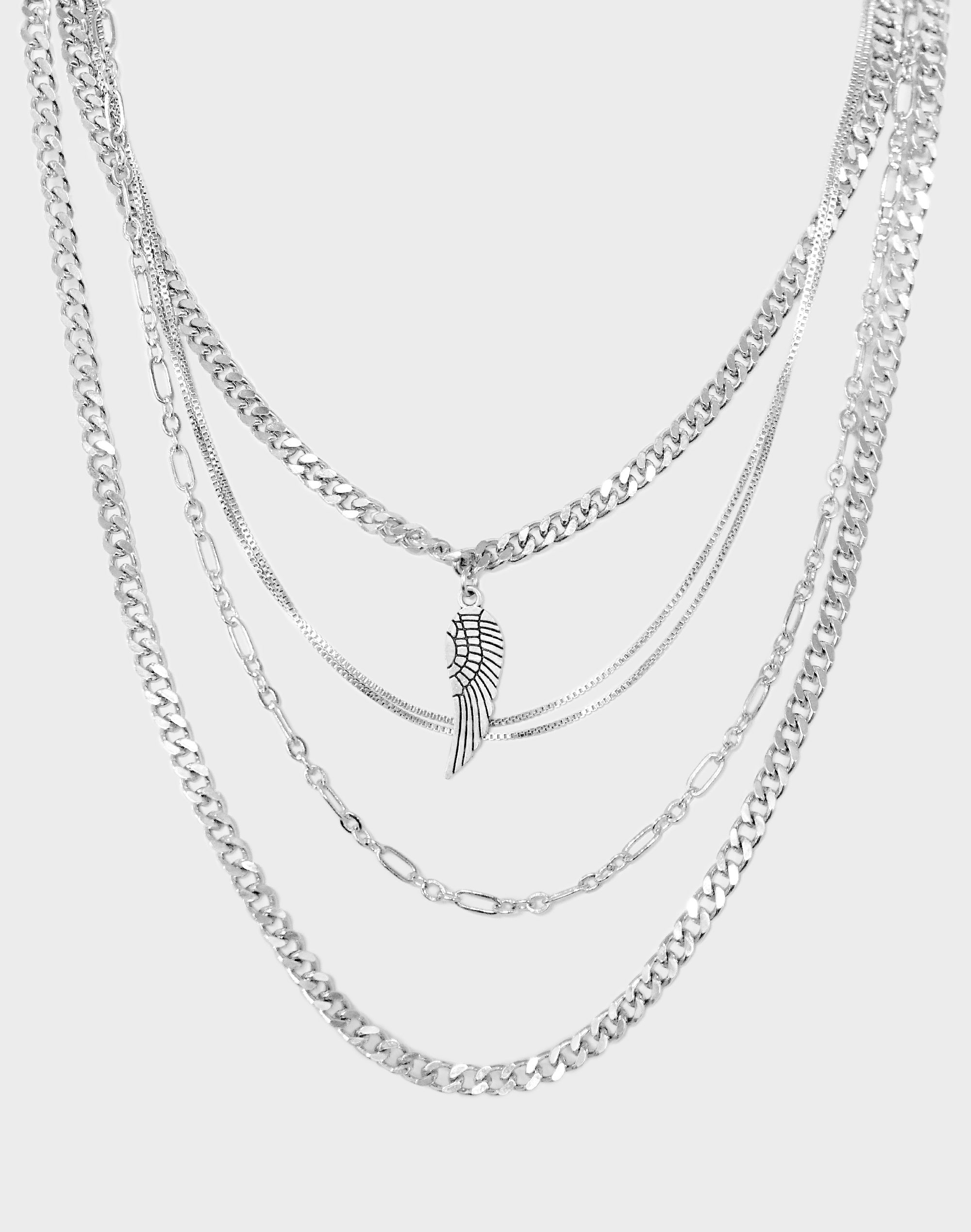 Extended Necklace