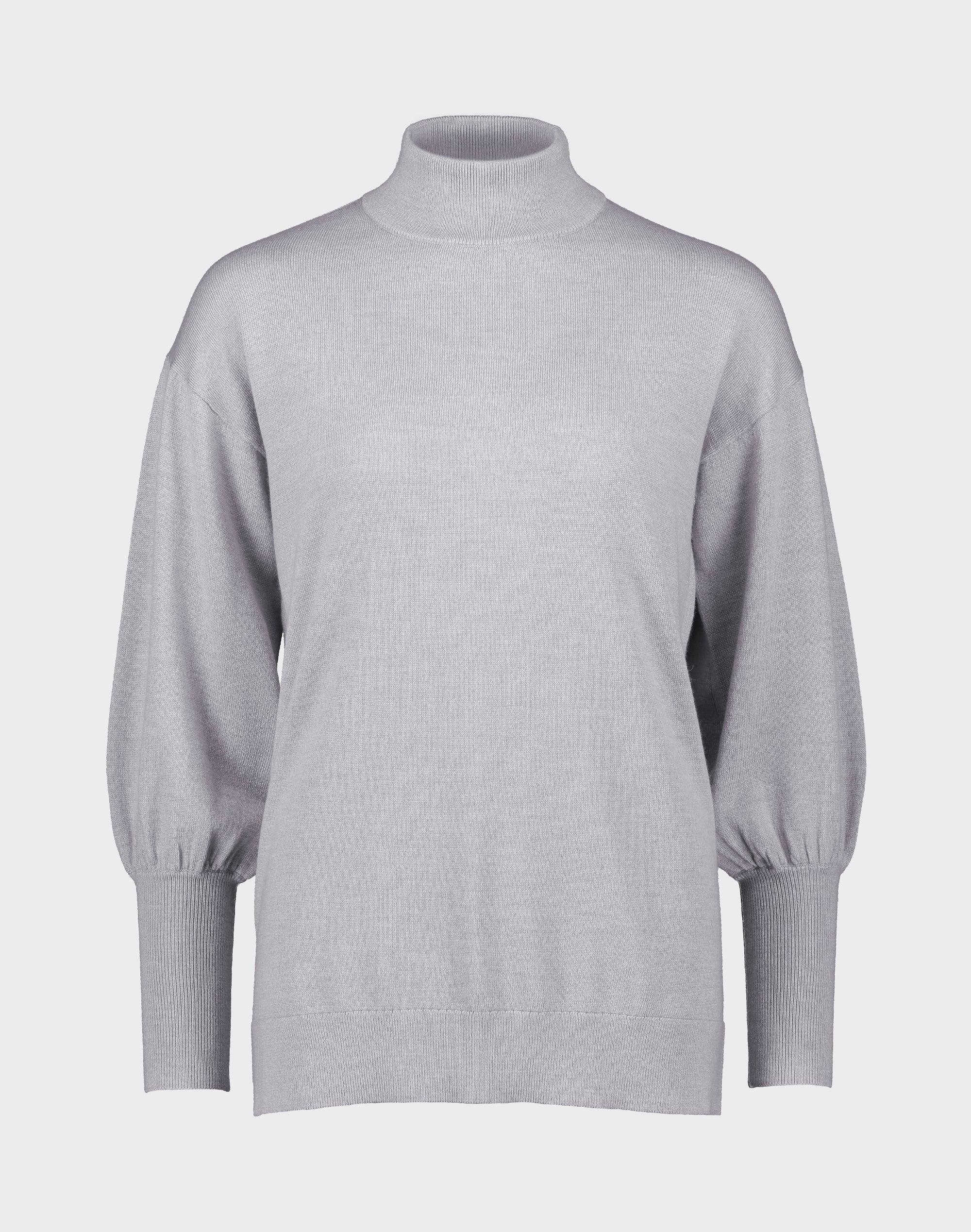 High Neck Merino Sweater