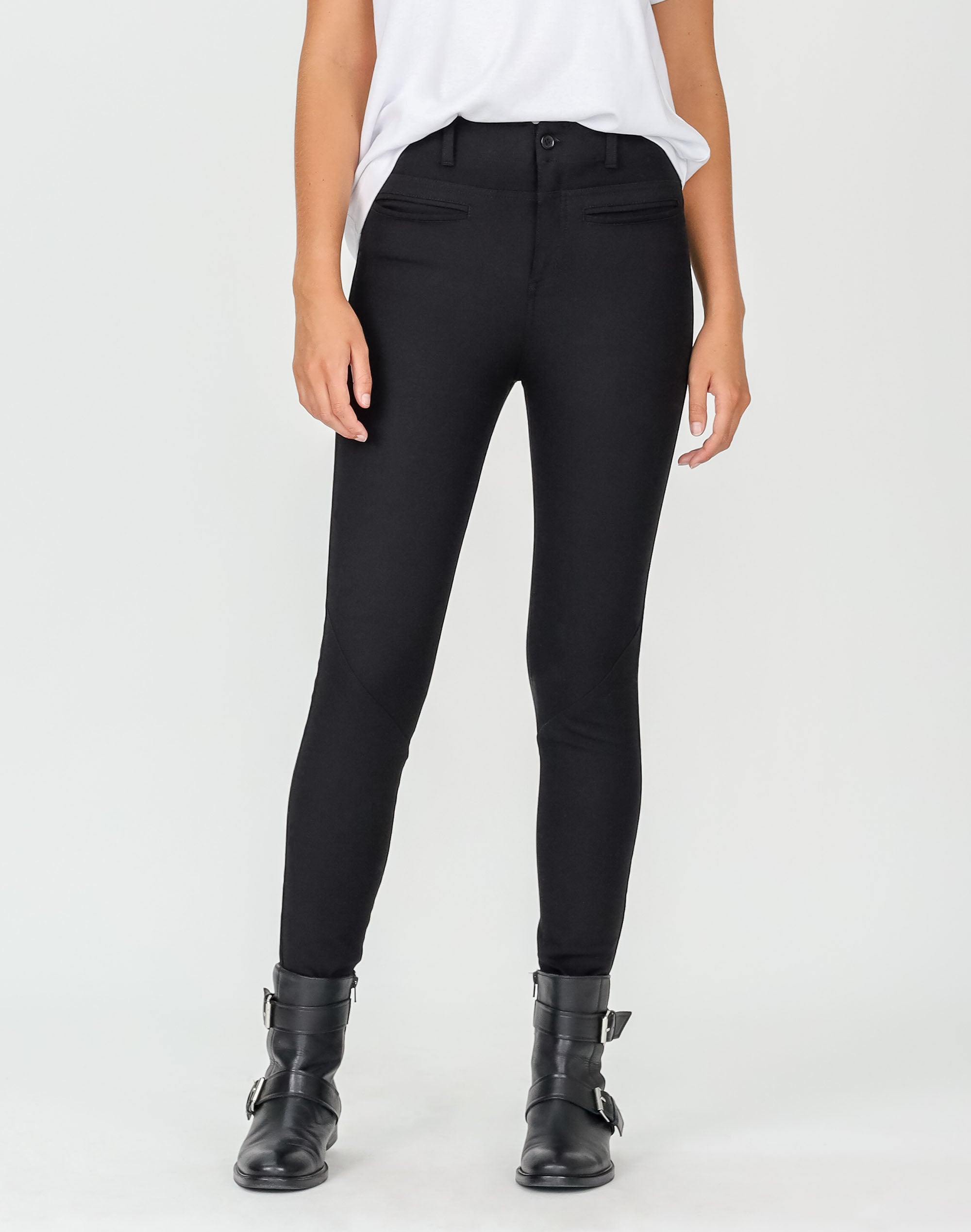 Icon High Waisted Pant