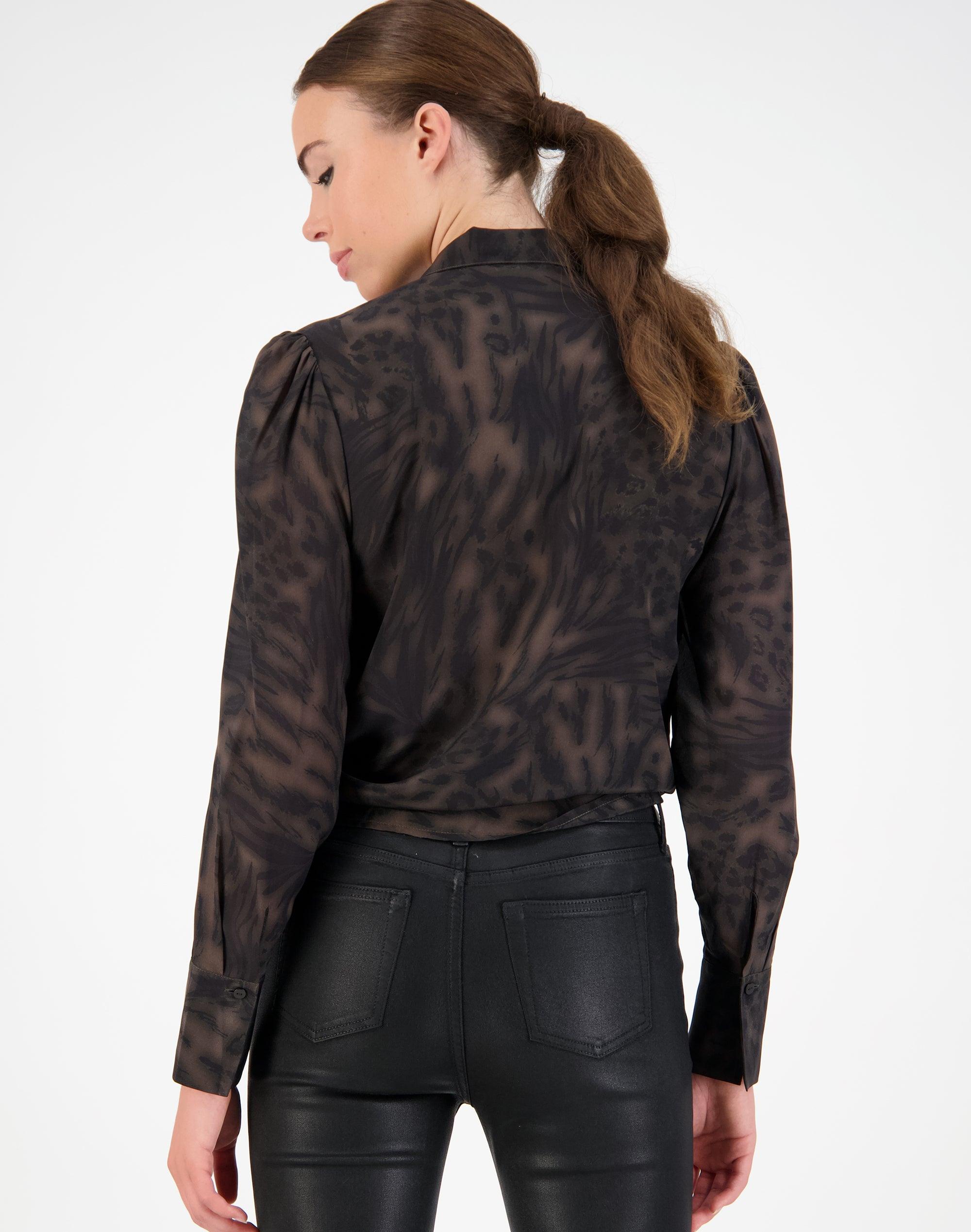 Jagger Silk Shirt