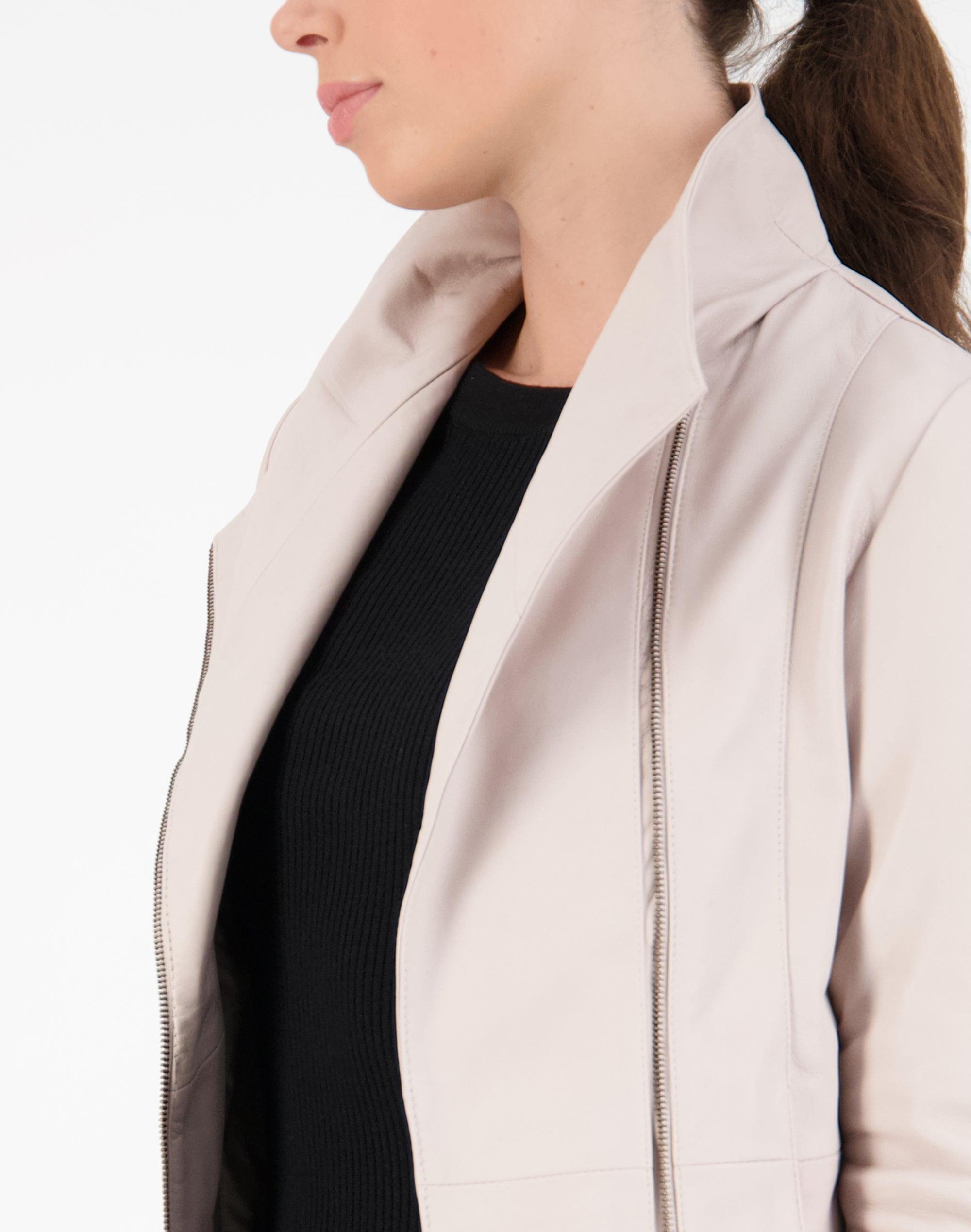 Krave Leather Jacket