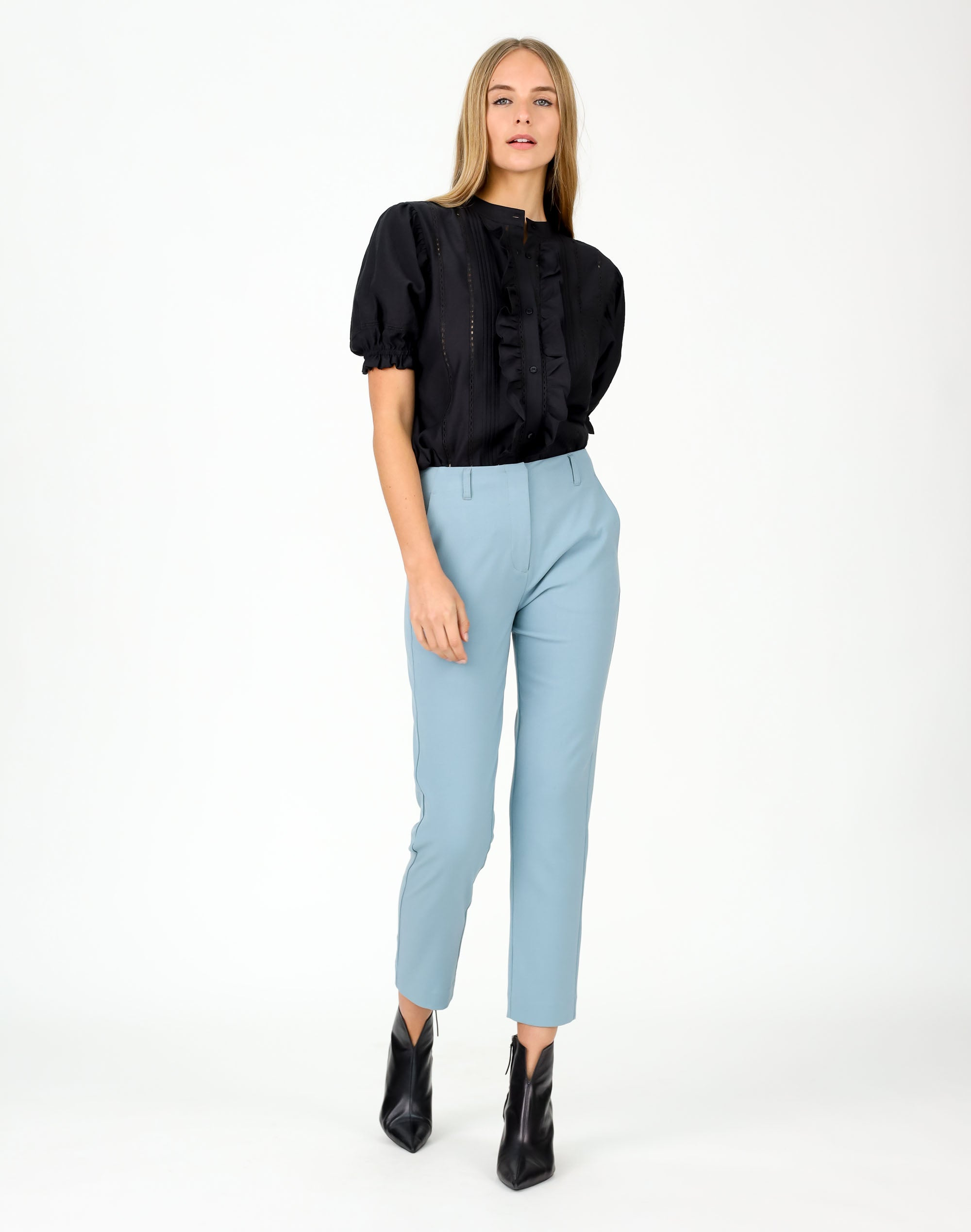 Lace Detail Shirt