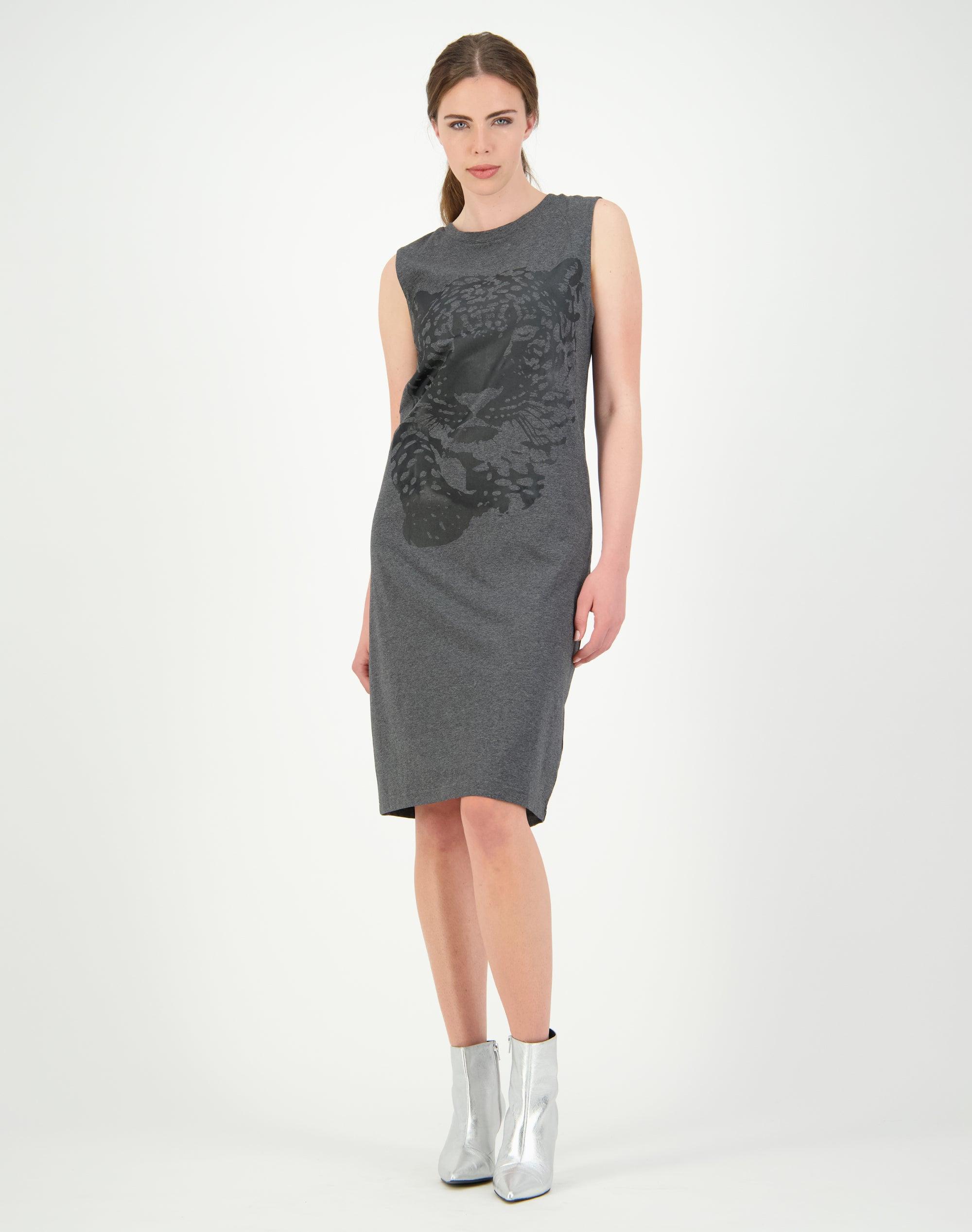 Leopard Knit Dress