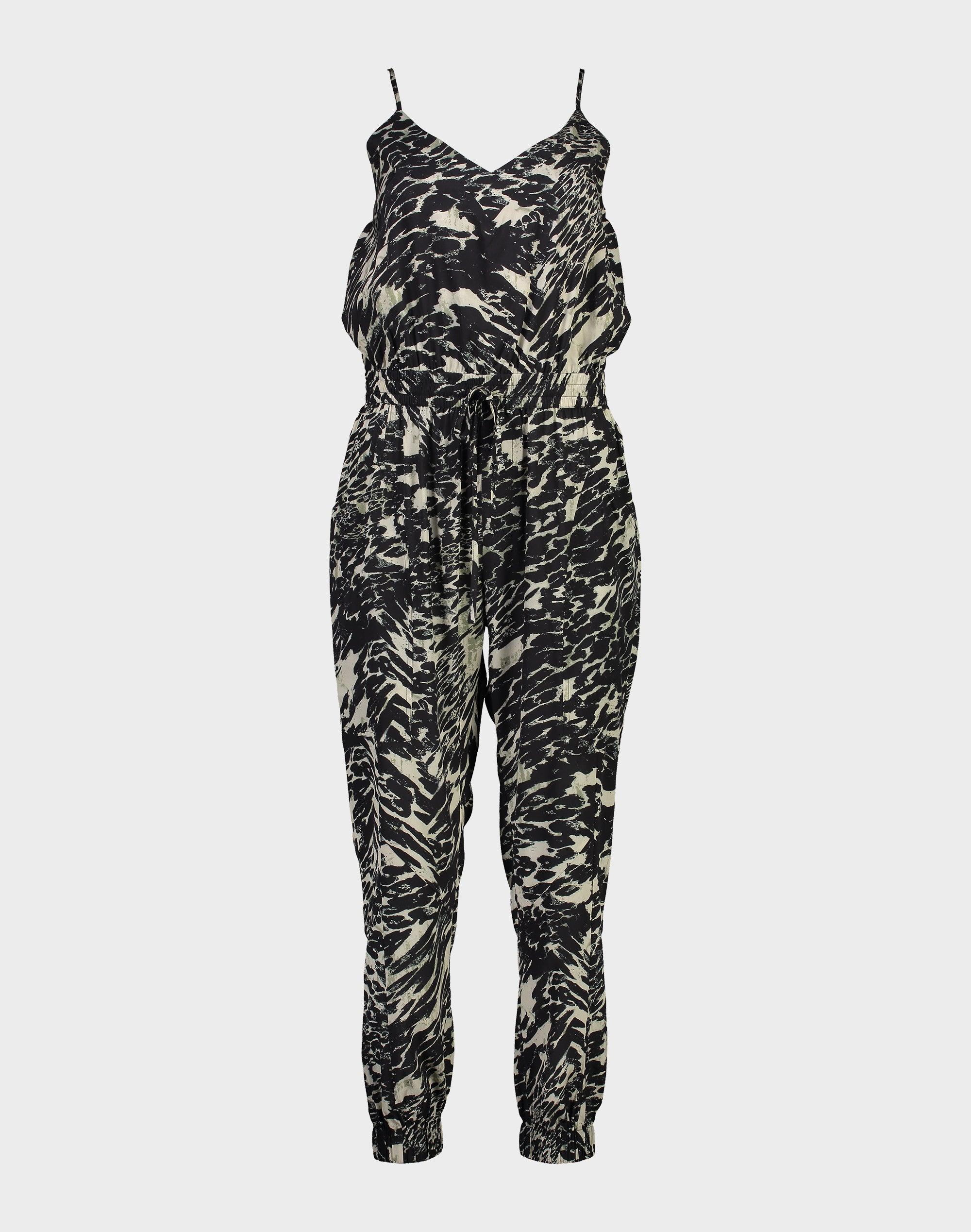 Mista Silk Cotton Jumpsuit