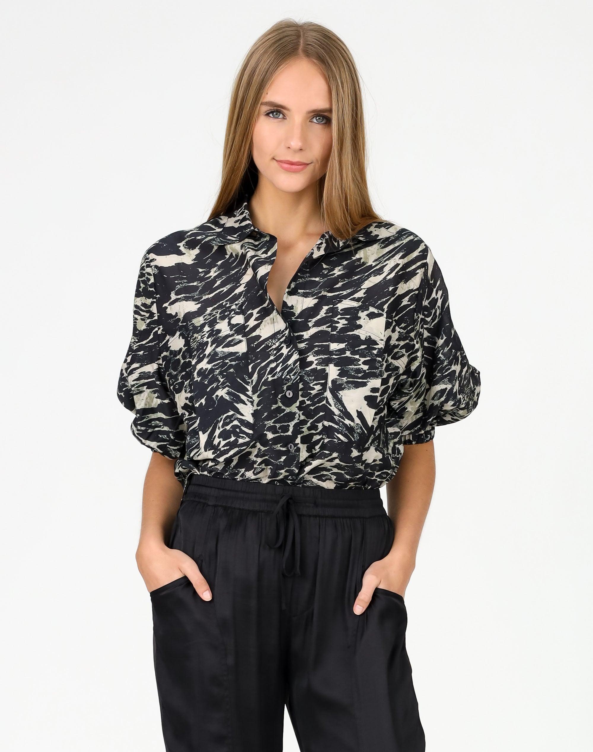 Mista Print Shirt
