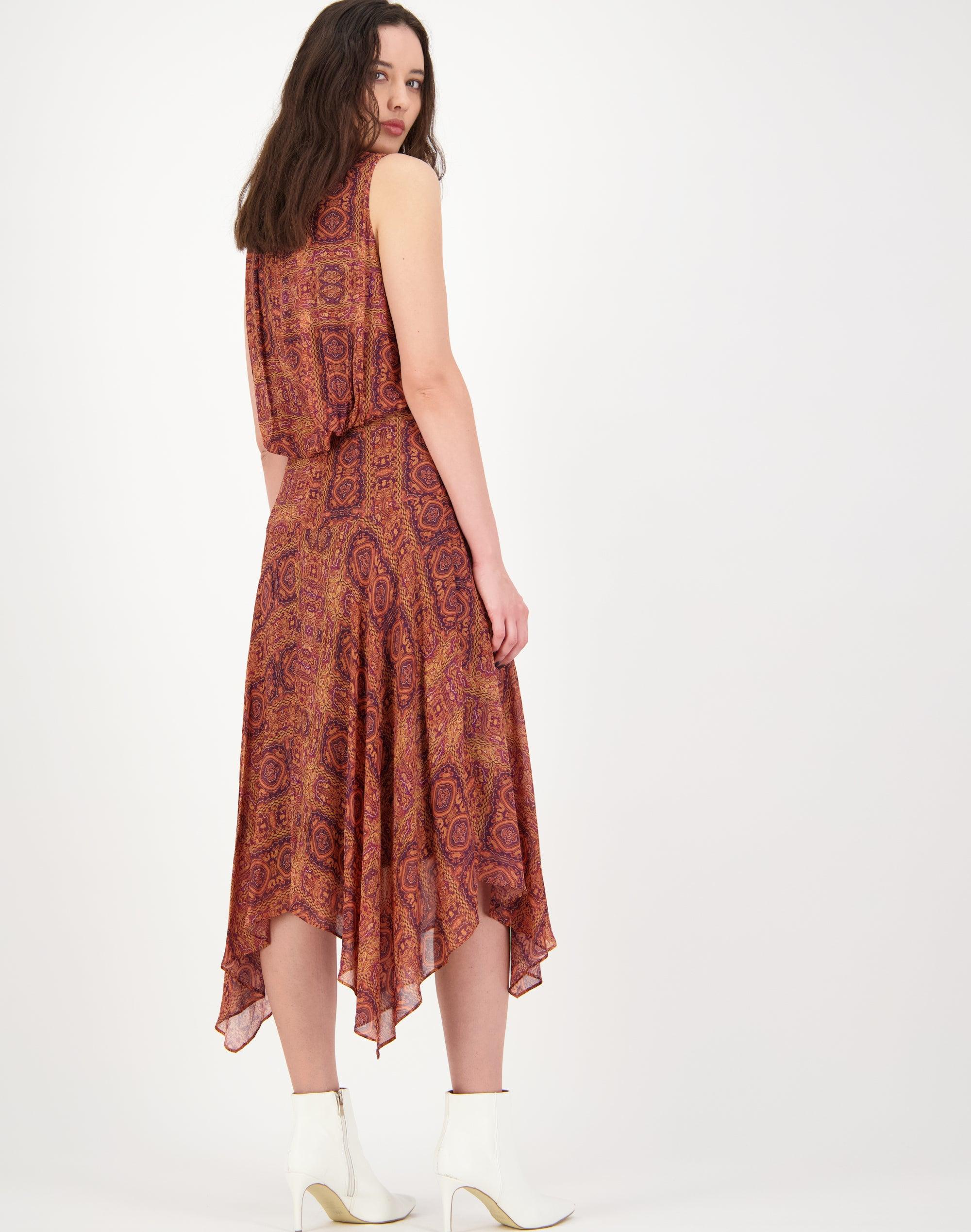 Morrisey Print Dress