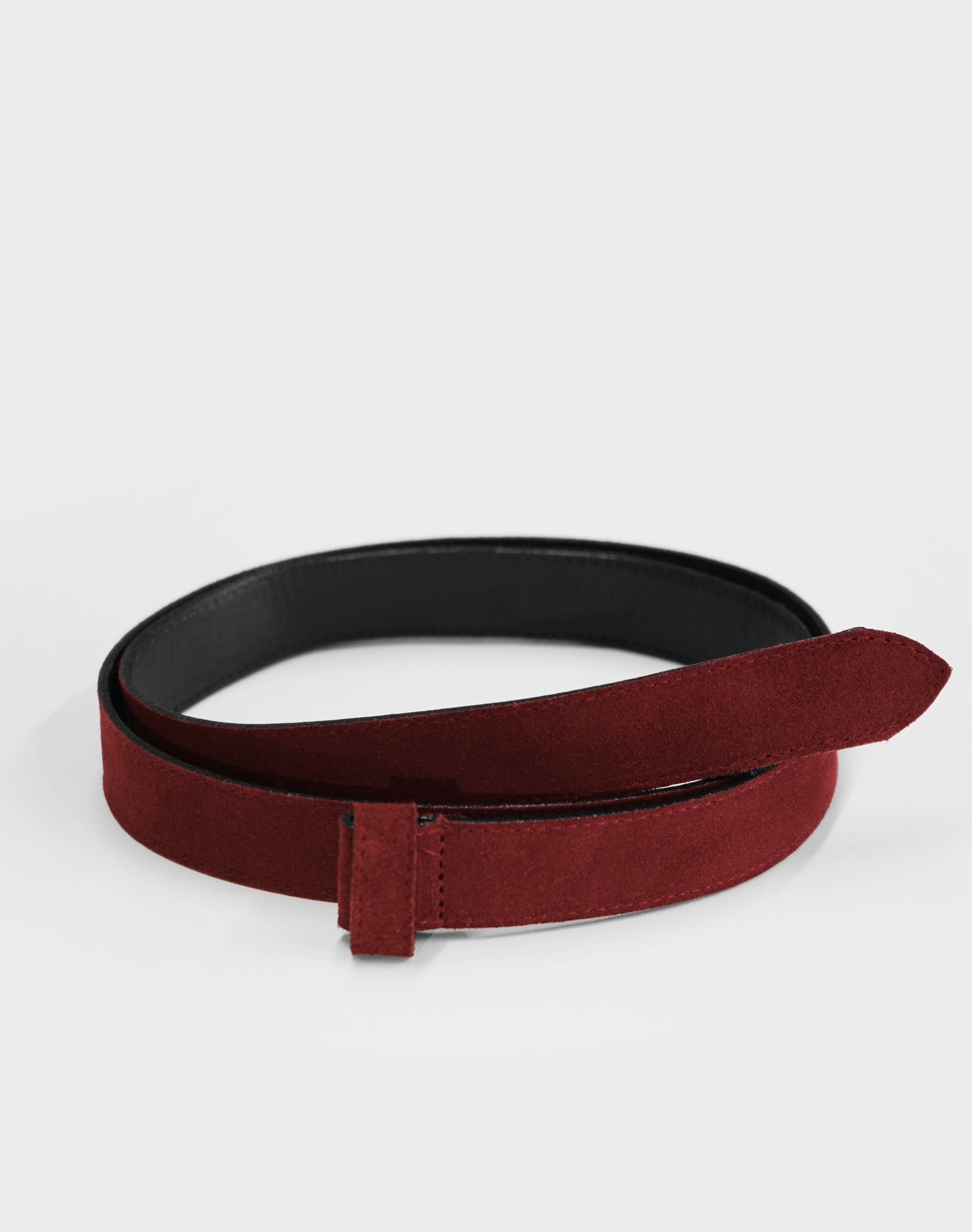 Narrow Wrap Belt