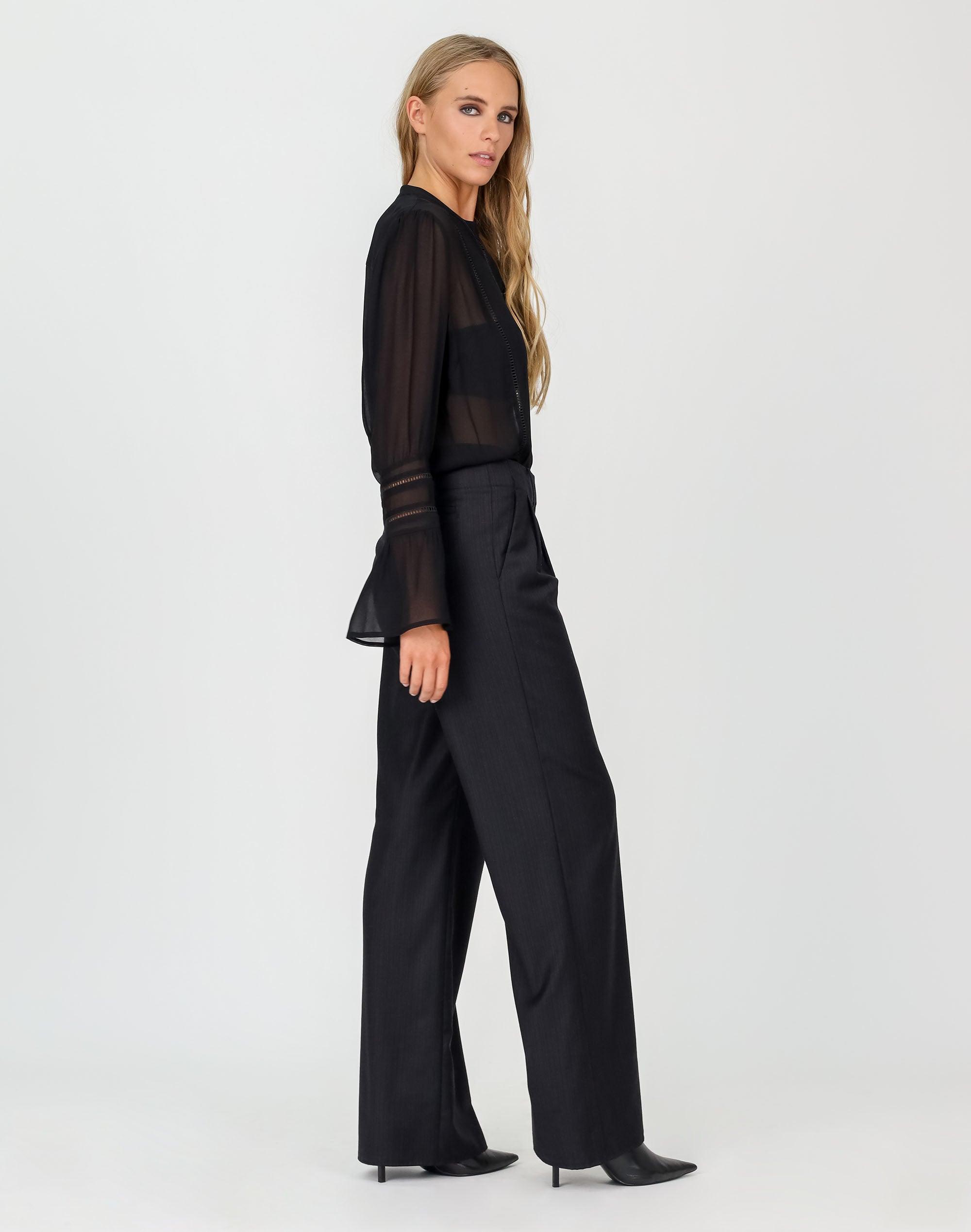 Parisia Ladder Shirt