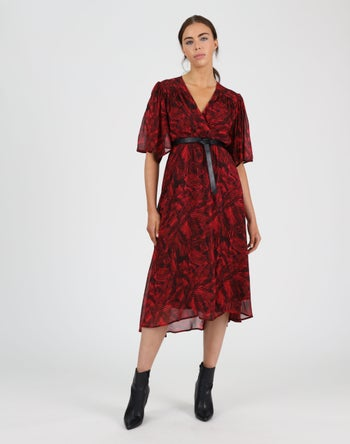 Red print - Storm Women's Clothing