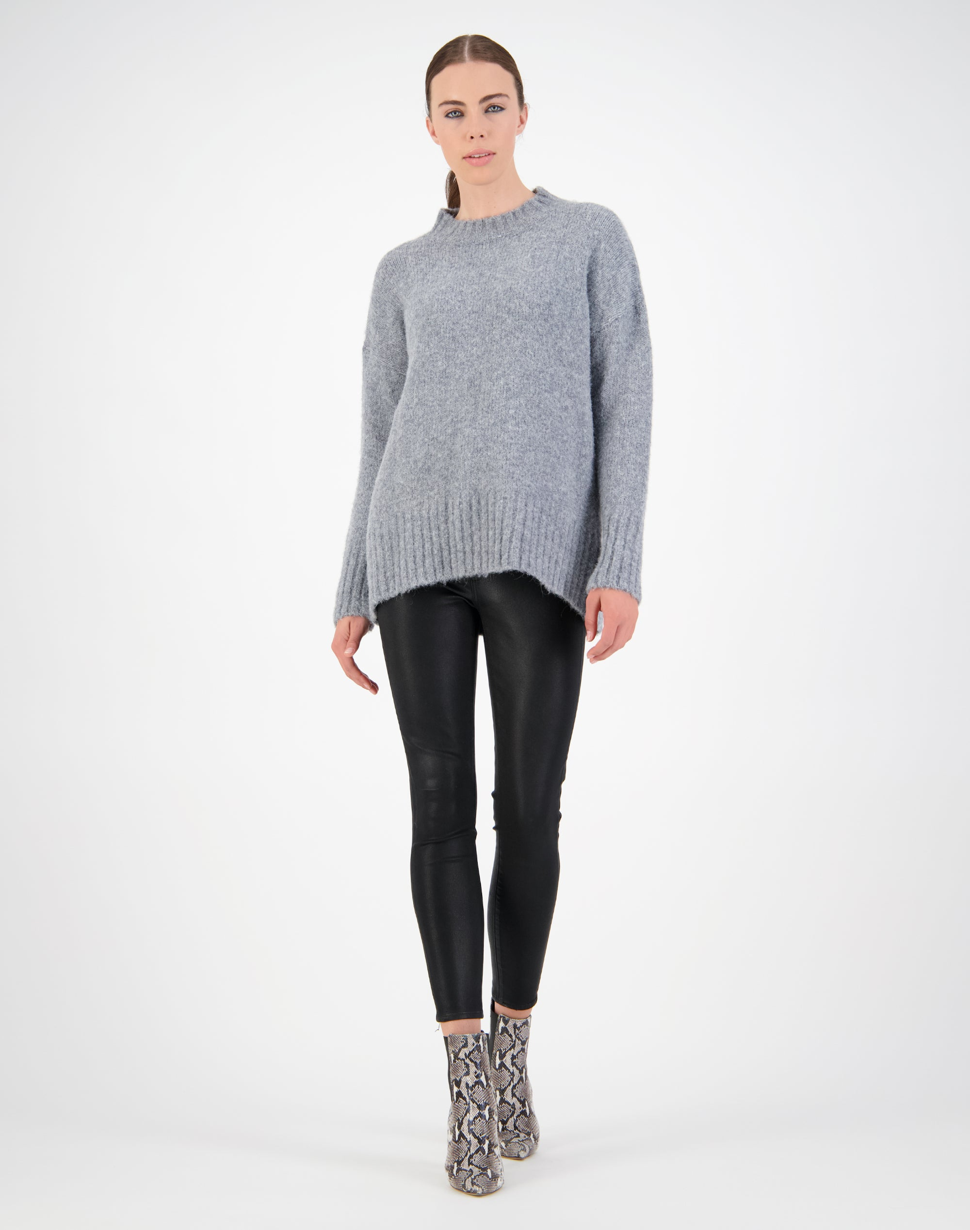 Relaxed Wool Sweater