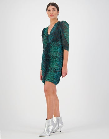 Green Print - Storm Women's Clothing