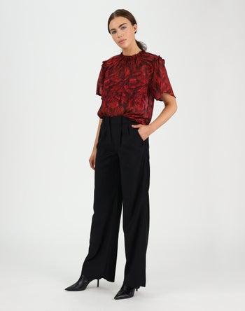 Black/Charcoal Stripe - Storm Women's Clothing