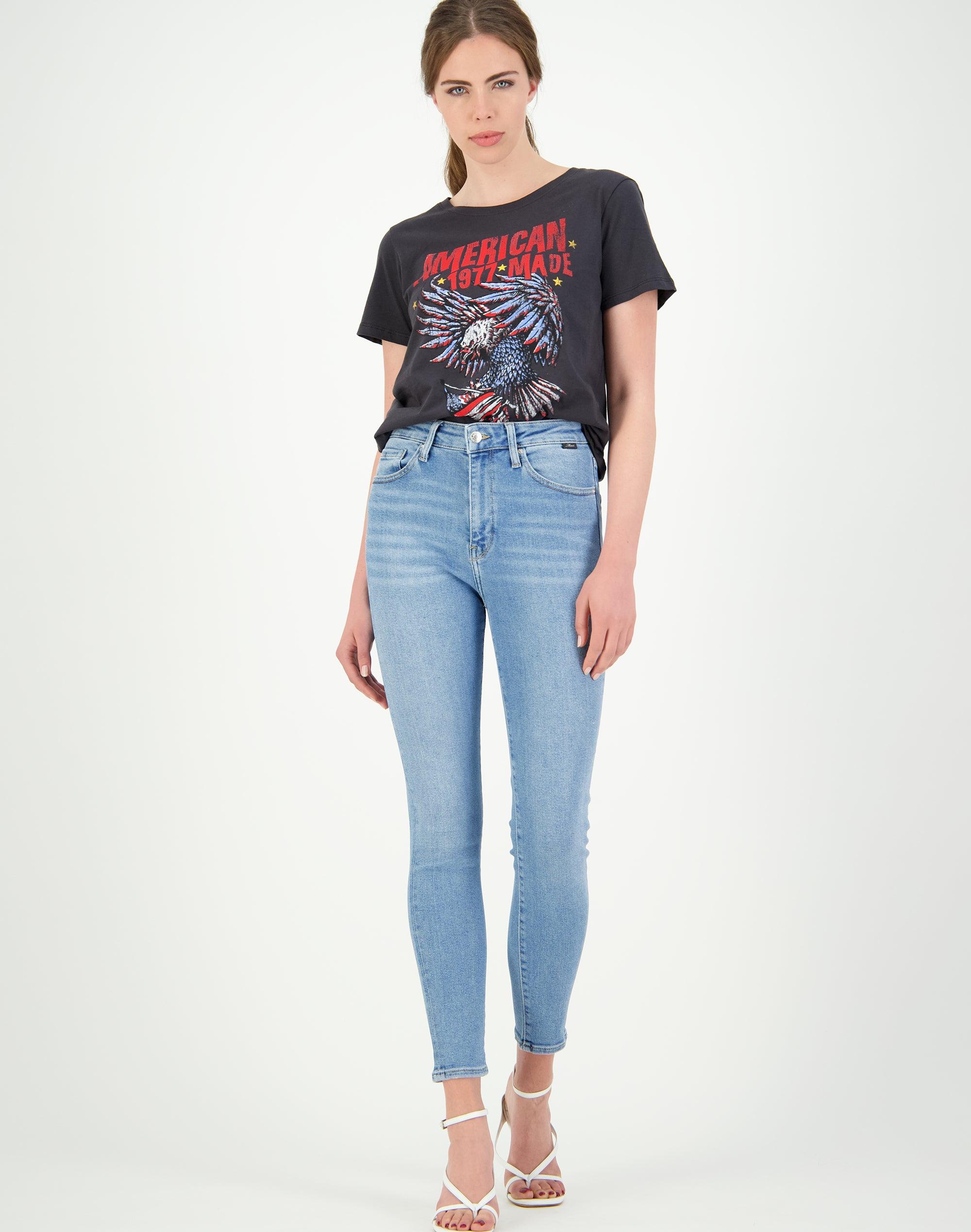 Scarlett High Rise Jean
