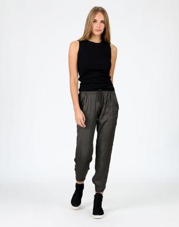 Army Green / Black - Storm Women's Clothing