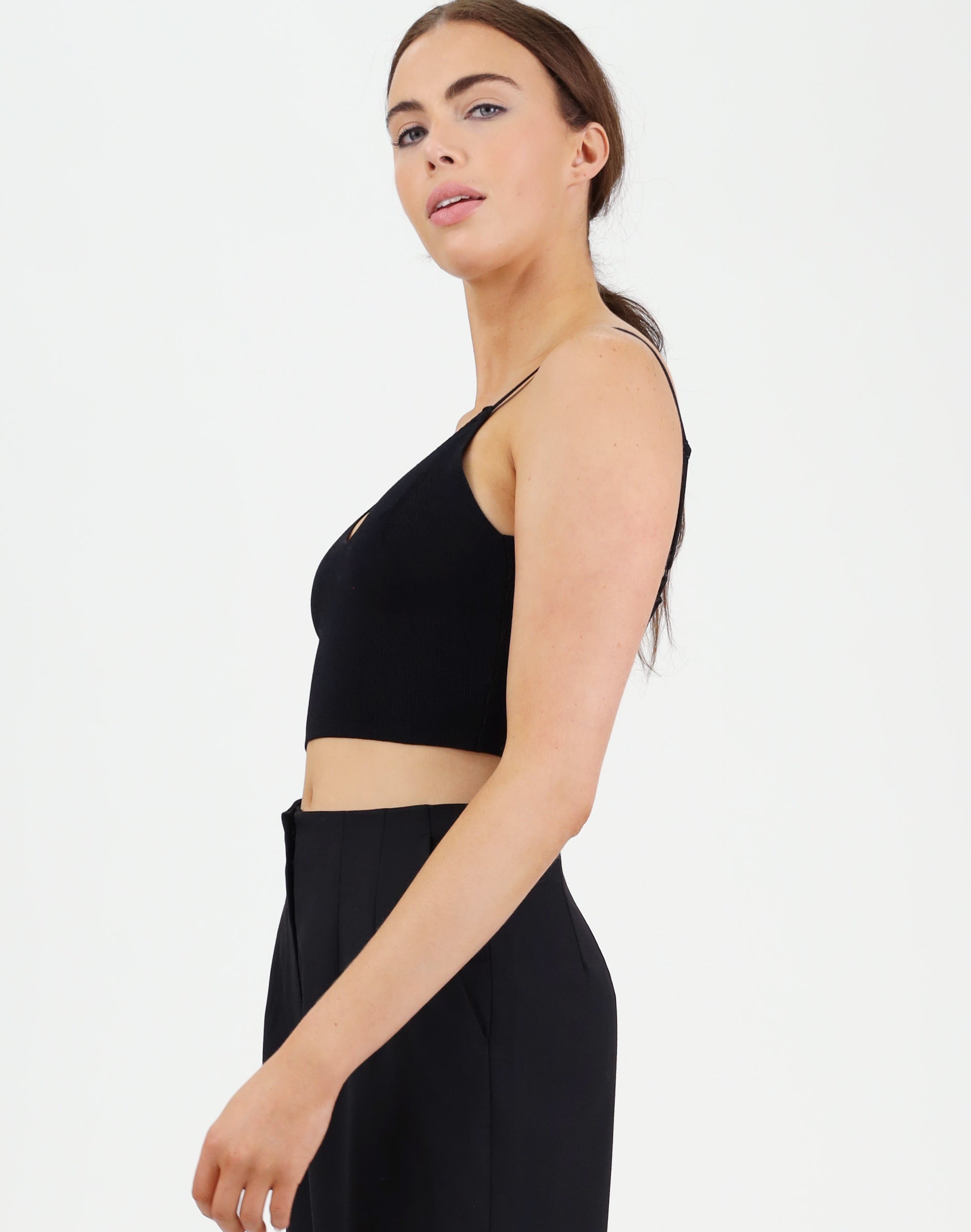 Storm Knitted Crop