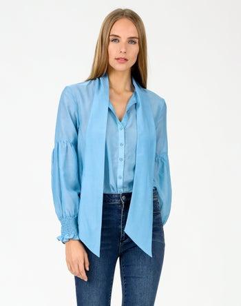 Sky Blue - Storm Women's Clothing