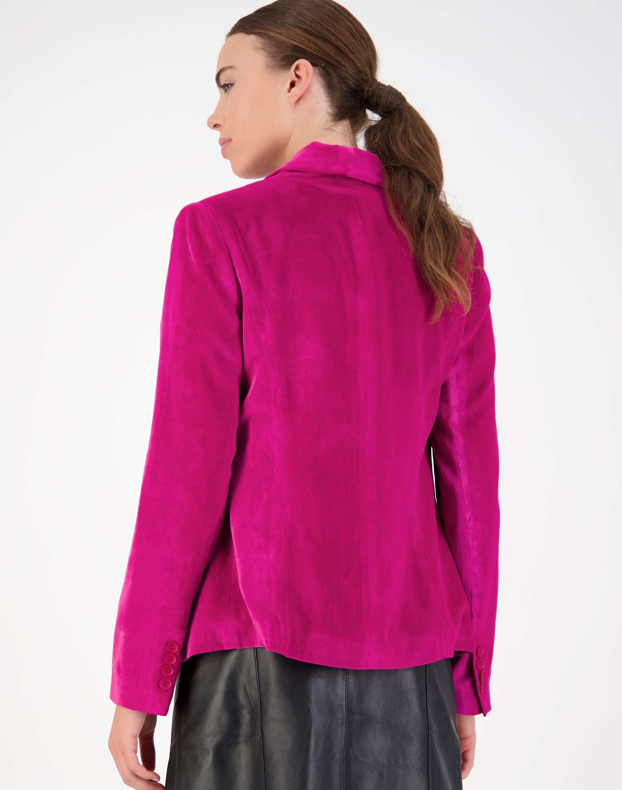 Velvet Tuxedo Jacket