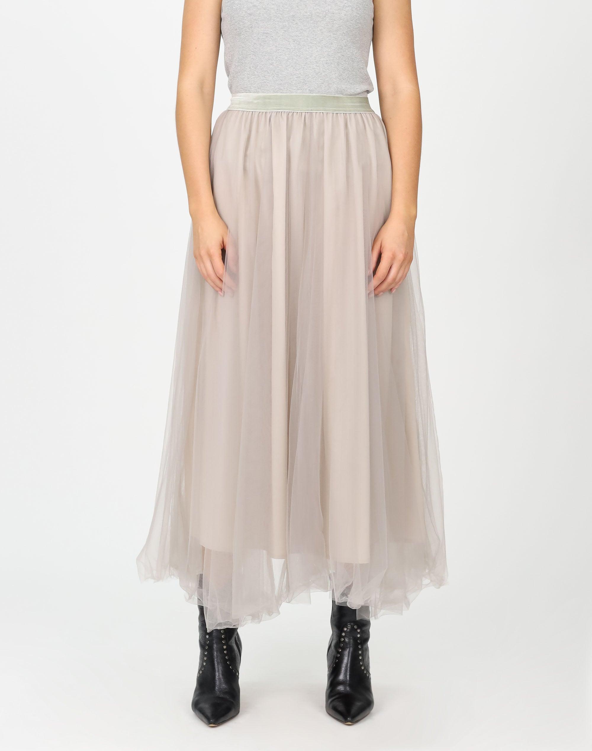Venus Mesh Skirt