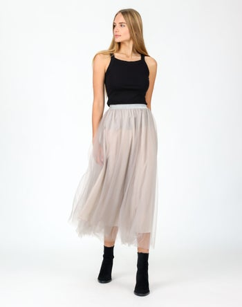 Taupe - Storm Women's Clothing